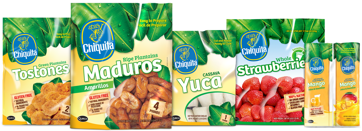 Chiquita - All Products