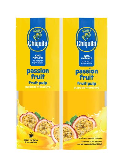 Chiq_Passion Fruit Fruit Pulp 14oz