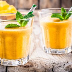 Ginger-and-Mango-Smoothie