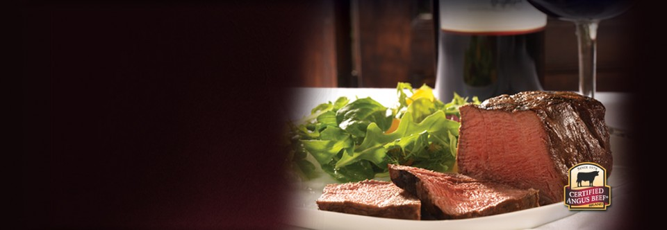 It isn't just beef – It's Certified Angus Beef®