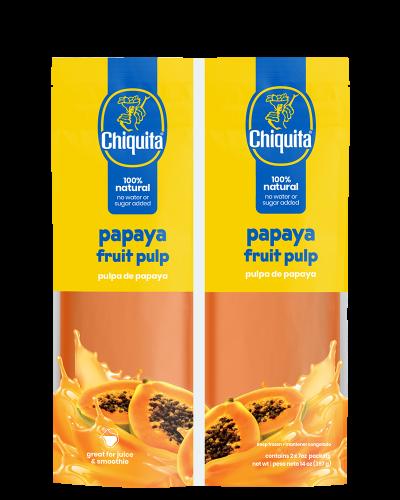 Chiq_Papaya Fruit Pulp 14oz