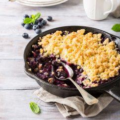 Blueberry-Crumb-Cake