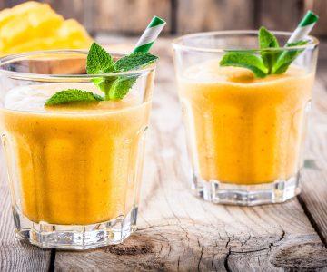Ginger-and-Mango-Smoothie