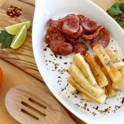 Healthy-Yuca-Fries