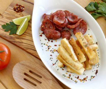 Healthy-Yuca-Fries